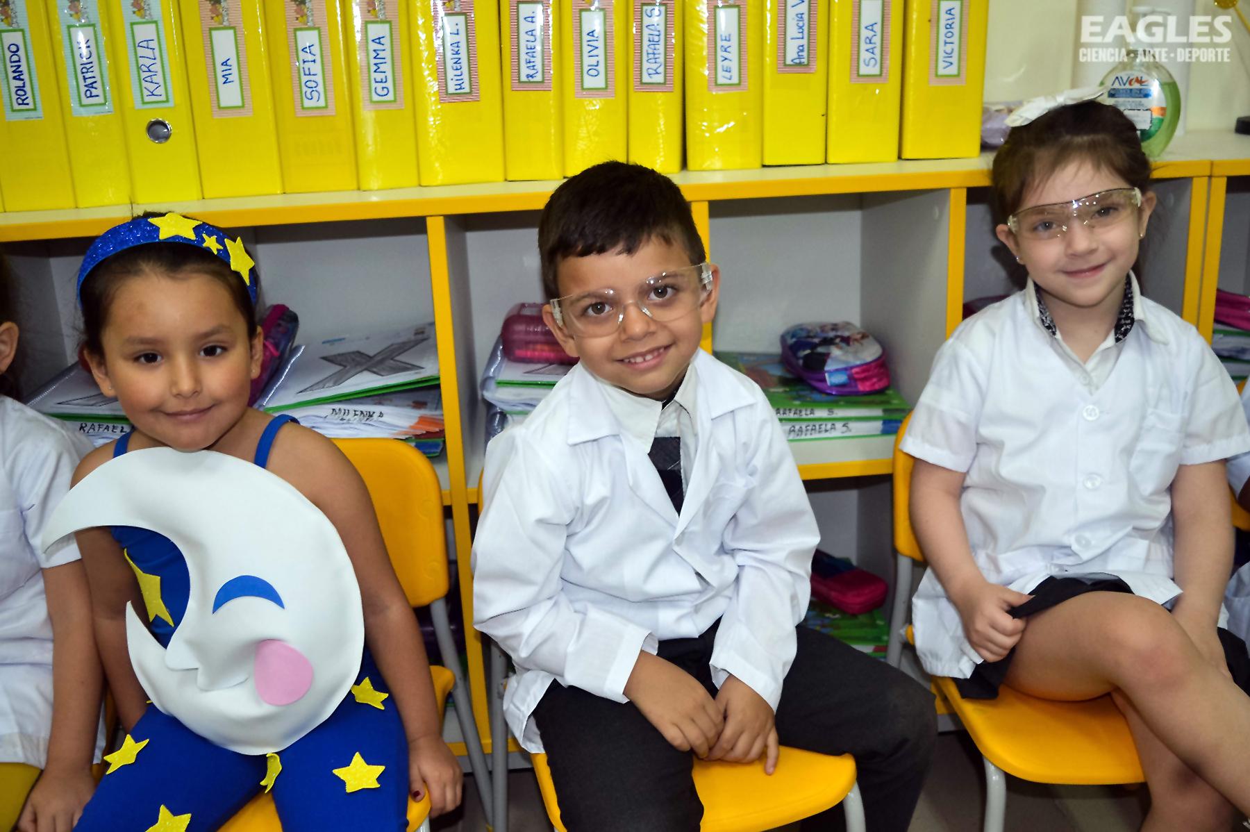 Eagles School pre escolar